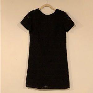 Black Shift Dress - Vintage